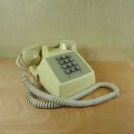 Western Electric 1980s Push Button Telephone