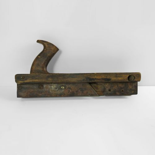 Moulding Bevel Antique Hand Plane Carpentry Tool