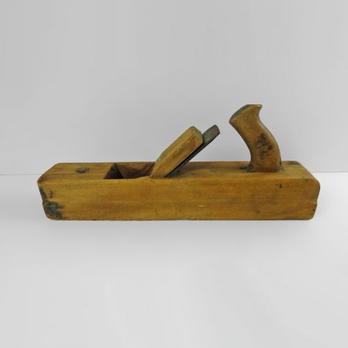 Wood Hand Plane with Hanging Hook Carpentry Tool