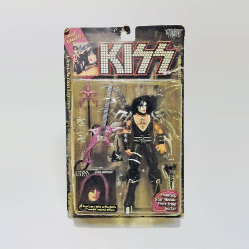 McFarlane Toys KISS Paul Stanley Ultra Action Figurine Set