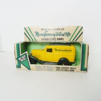 Ertl No. 5 Montgomery Ward 1932 Ford Panel Delivery Bank